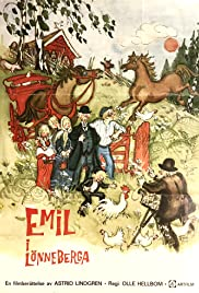 Emil i Lönneberga (1971) Poster - Movie Forum, Cast, Reviews
