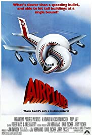 Airplane! (1980) Poster - Movie Forum, Cast, Reviews