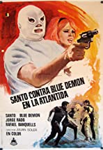 Santo contra Blue Demon en la Atlantida