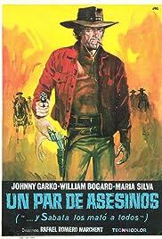 Sartana Kills Them All(1970) Poster - Movie Forum, Cast, Reviews