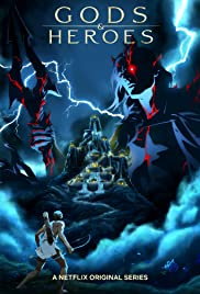 Gods & Heroes Poster