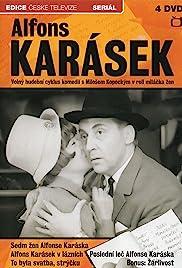 Poslední lec Alfonse Karáska Poster