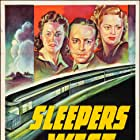 Lynn Bari, Mary Beth Hughes, and Lloyd Nolan in Sleepers West (1941)