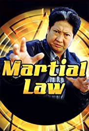 Martial Law Poster - TV Show Forum, Cast, Reviews