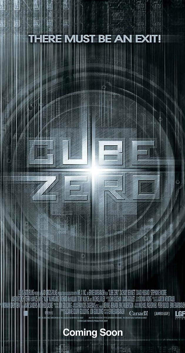 Cube Zero (2004) - IMDb