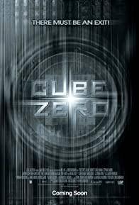 Primary photo for Cube Zero