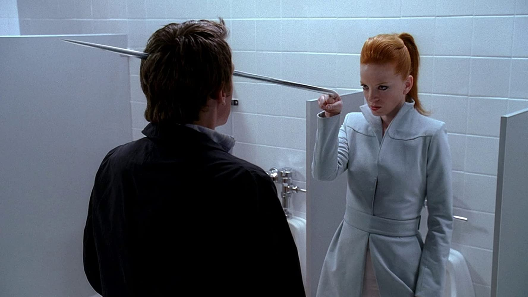 Shirley Manson in Terminator: The Sarah Connor Chronicles (2008)