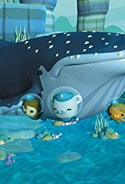 Octonauts and the Loneliest Whale Poster