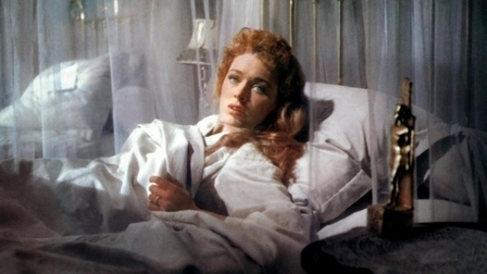 Eleanor Parker in Valley of the Kings (1954)