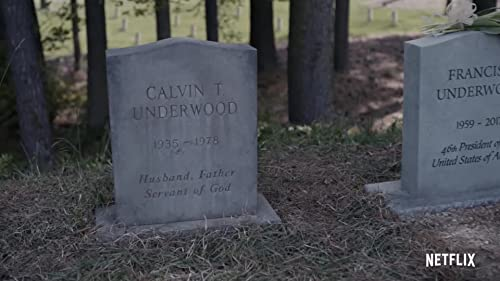 House Of Cards: Grave Teaser