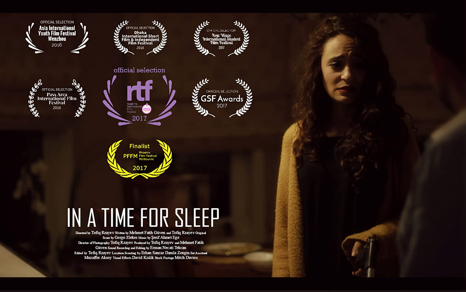 In a Time for Sleep (2016)