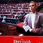 Victoria Vera in La diputada (1988)