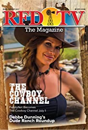 Debbe Dunning's Dude Ranch Roundup Poster