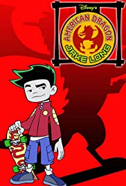 American Dragon: Jake Long Poster