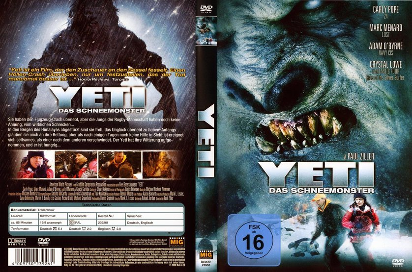 Yeti Curse Of The Snow Demon 2008
