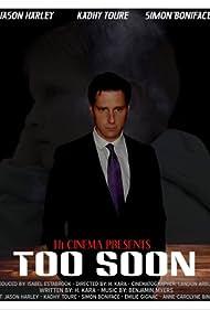 Simon Boniface and Jason Harley in Too Soon (2020)