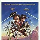 Richard Pryor and Fred Williamson in Adiós Amigo (1975)