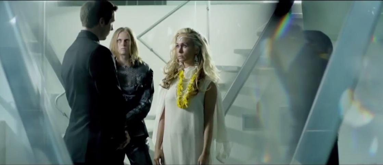 Kristina Korsholm, Aaron Groben, and Mark Provencher in Black Sabbath (2012)