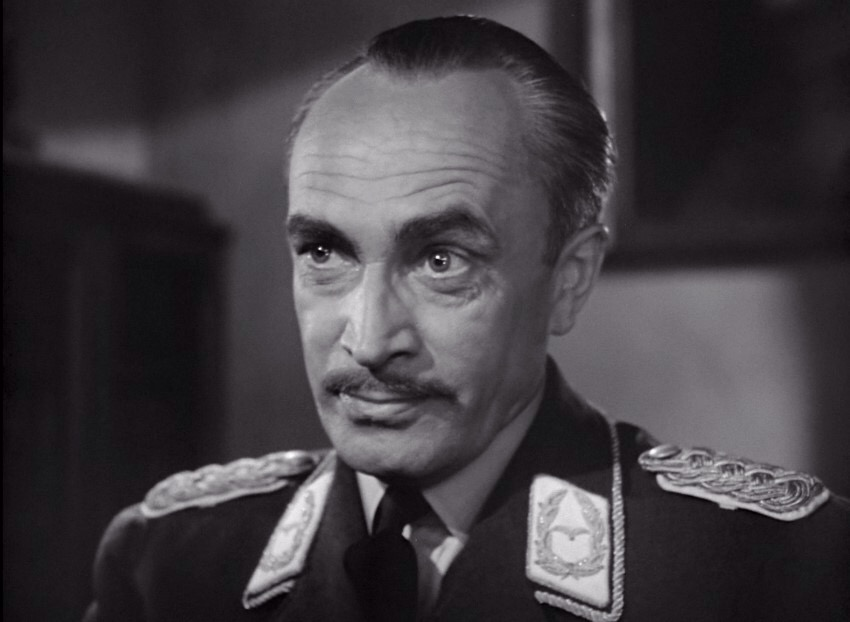 Image result for images of conrad veidt in Casablanca