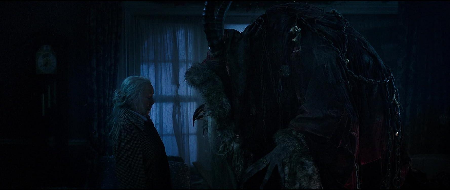 Salah satu adegan di dalam film Krampus