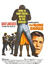 The Young Savages (1961) Poster - Movie Forum, Cast, Reviews