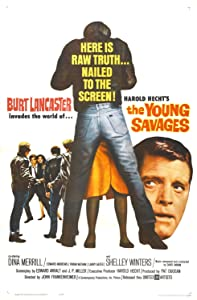Wmv movie trailer downloads The Young Savages by John Frankenheimer [1080i]