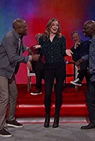 Wayne Brady, Colin Mochrie, Ryan Stiles, and Danielle Panabaker in Whose Line Is It Anyway? (2013)