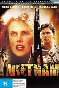 Nicole Kidman and Nicholas Eadie in Vietnam (1987)