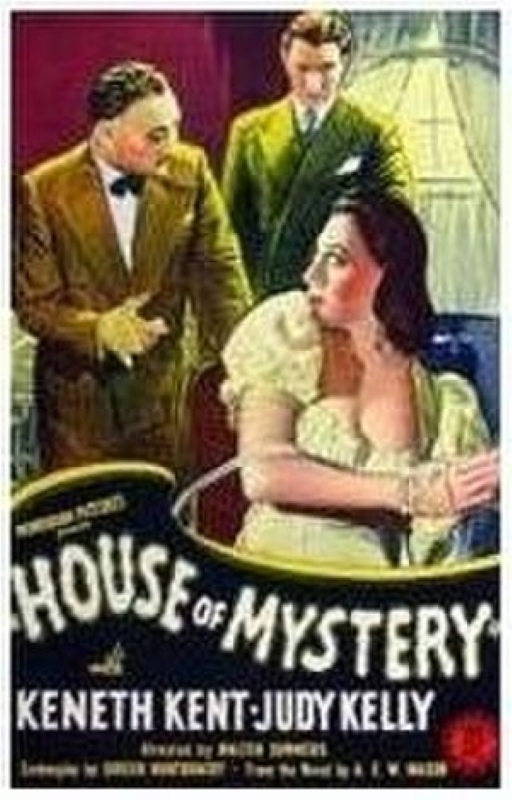 Judy Kelly in At the Villa Rose (1940)