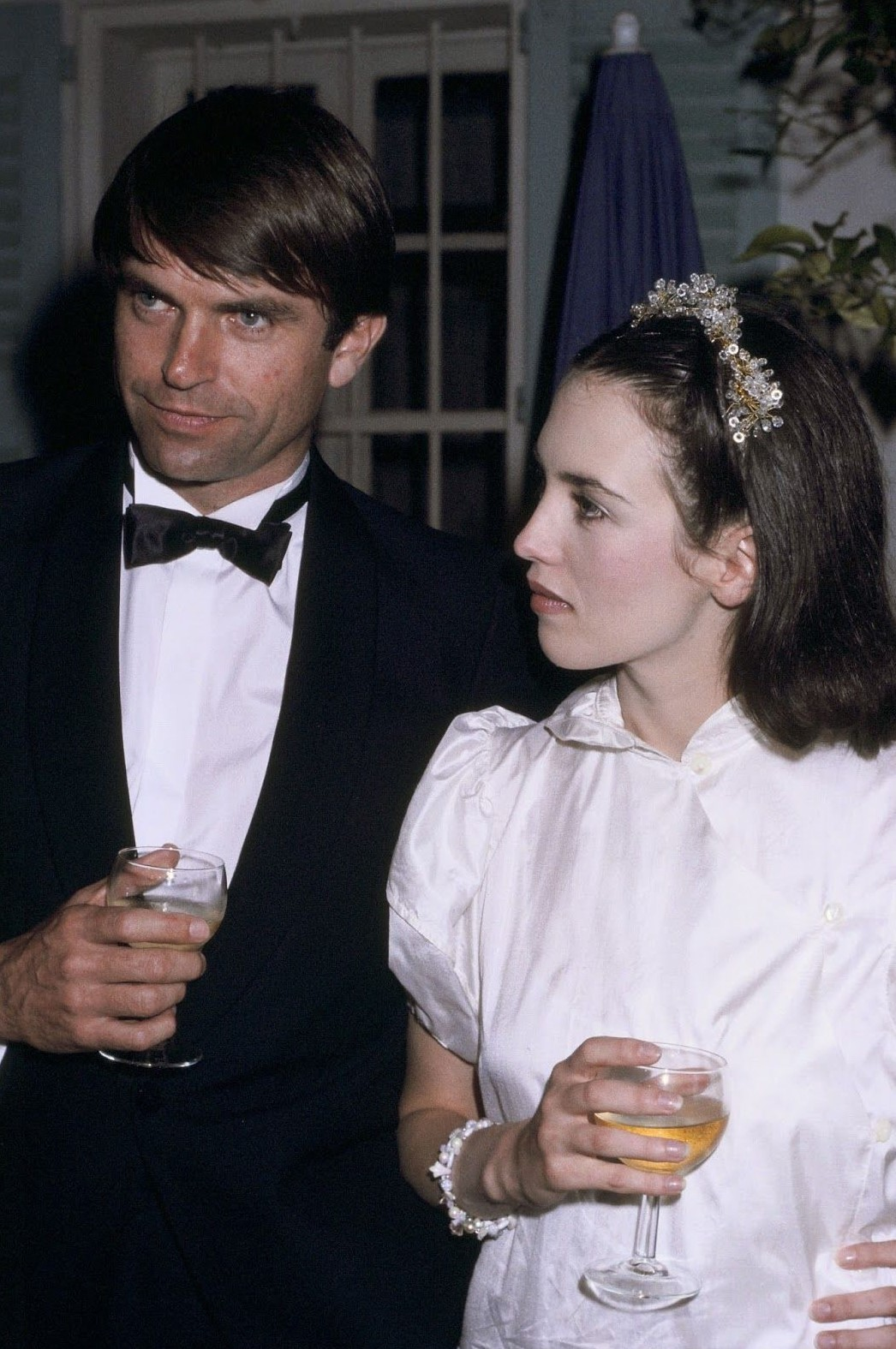 Isabelle Adjani and Sam Neill at an event for Possession (1981)