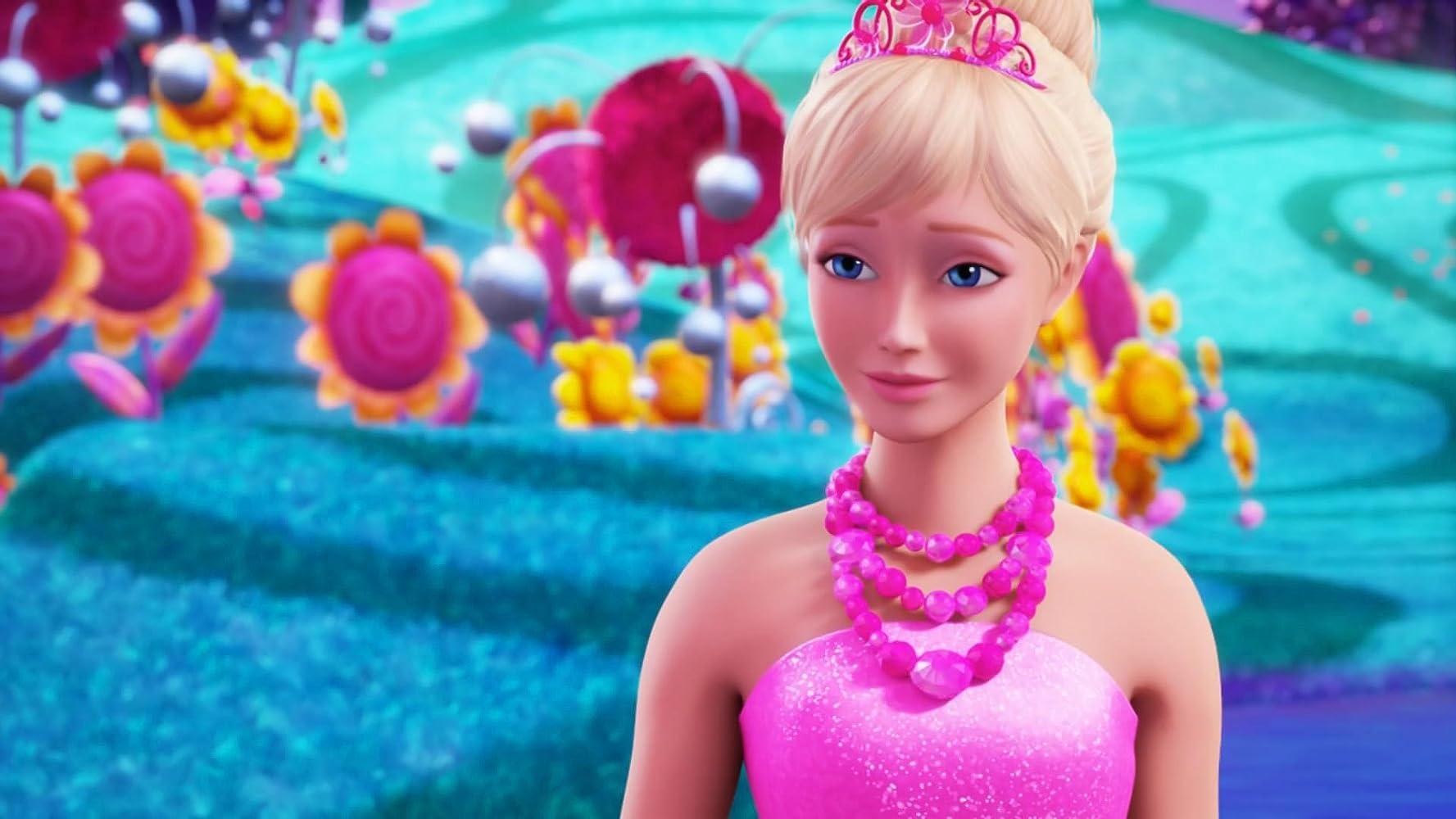 sc 1 st  IMDb & Barbie and the Secret Door (2014)