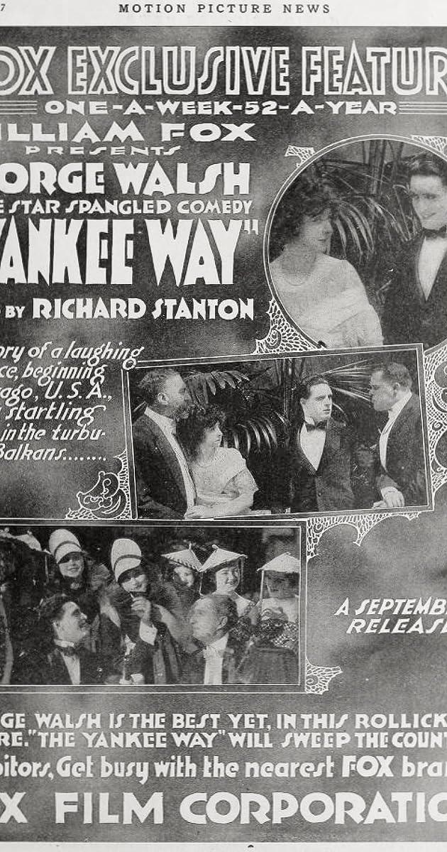 The Yankee Way 1917 Tom Wilson As George Washington Brown Imdb Thomas wilson brown (born december 27, 1972) is an american actor, who began his career. imdb