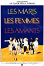 Les maris, les femmes, les amants (1989) Poster