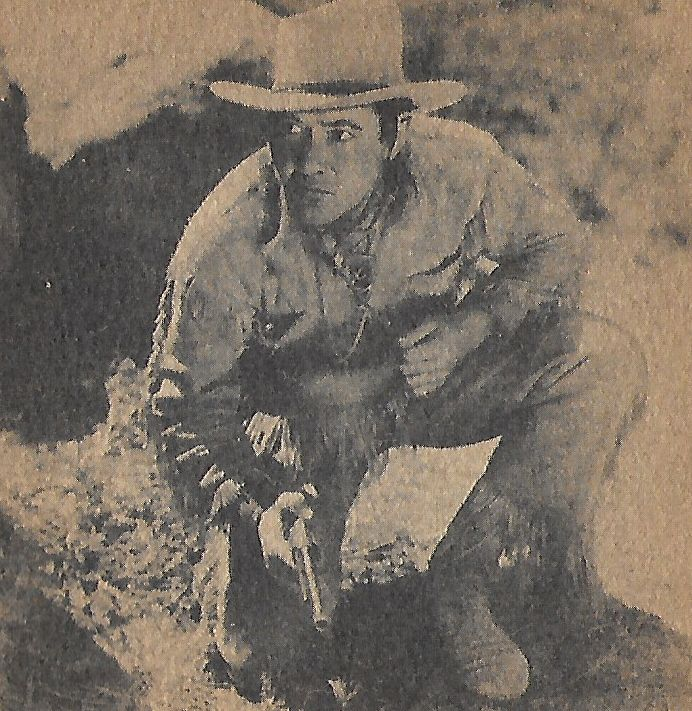 Johnny Mack Brown in Fighting with Kit Carson (1933)