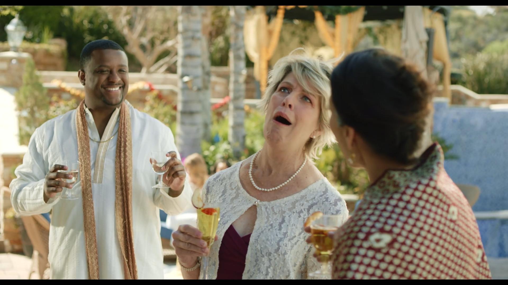 Roberta Hanlen and Matt Richards in The Last Conception (2020)