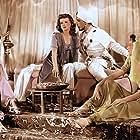 Maureen O'Hara and Anthony Quinn in Sinbad, the Sailor (1947)