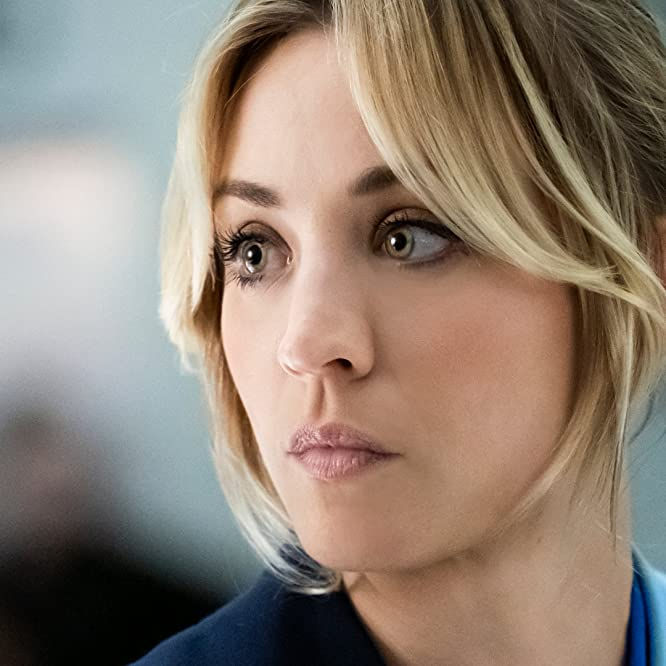 Kaley Cuoco in The Flight Attendant (2020)