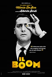 Il boom (1963) Poster - Movie Forum, Cast, Reviews