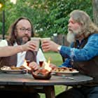 Si King and Dave Myers in The Hairy Bikers' Northern Exposure (2015)