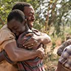 Chiwetel Ejiofor and Maxwell Simba in The Boy Who Harnessed the Wind (2019)