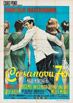 Where to stream Casanova '70