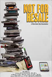 Not for Resale Poster