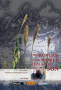 Primary photo for El hambre en el mundo explicada a mi hijo