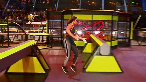 Ultimate Tag: Iron Giantess Easily Catches Lisa