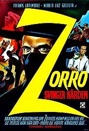 Zorro the Avenger Poster