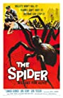 Earth vs the Spider (1958) Poster