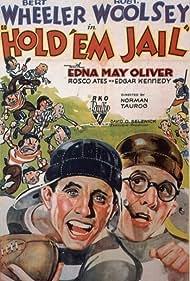 Hold 'Em Jail (1932) Poster - Movie Forum, Cast, Reviews