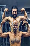Tovino Thomas shares pictures with his 'workout partner' father