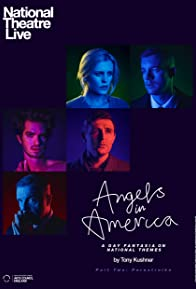 Primary photo for National Theatre Live: Angels in America Part Two - Perestroika