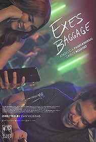 Carlo Aquino and Angelica Panganiban in Exes Baggage (2018)